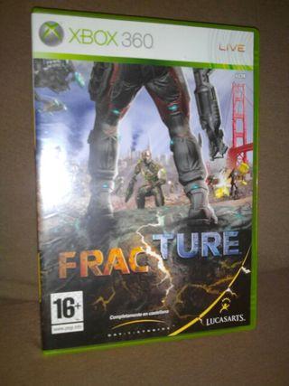 FRACTURE, Xbox 360, videojuego, Microsoft