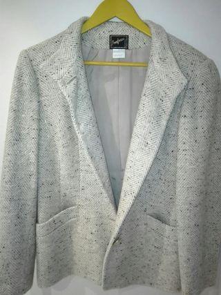 Americana de pura lana 100x100