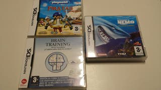 Juegos 3Ds Ds