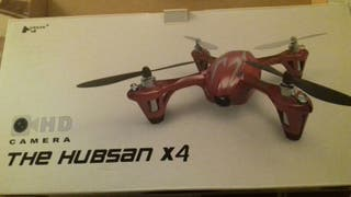 Dron.The hubsan X4 2.4GHZ RC serie 4