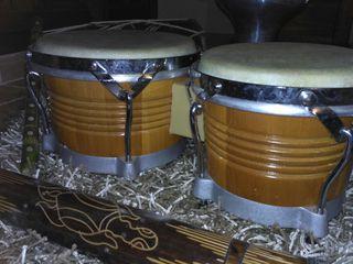 Instrumentos musicales étnicos