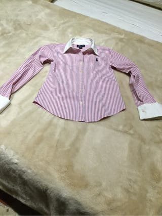 Ralph Lauren, Camisa