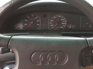 Audi 100 , 2.8 V6 , gasolina