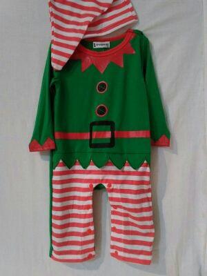 Traje de elfo navideño!!