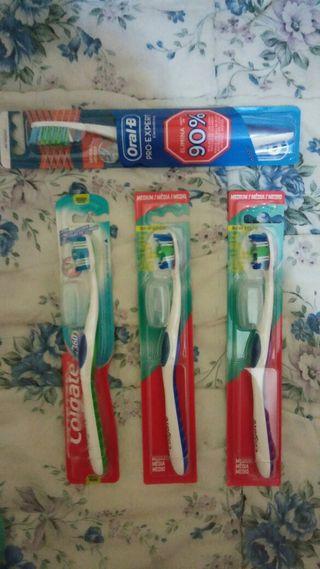 Cepillo oral b y colgate