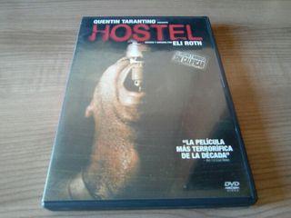Pelicula dvd hostel