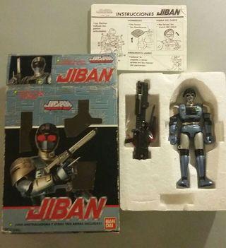 Jiban/Bandai 1989/envío GRATIS/NUEVO/resto Stock