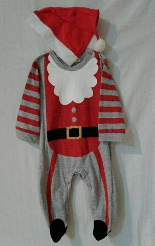 Pijama papá noel