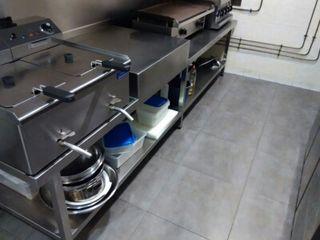 Cocina acero inoxidable industrial de segunda mano en wallapop - Cocinas de gas industriales de segunda mano ...