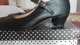 Zapatos de gitana