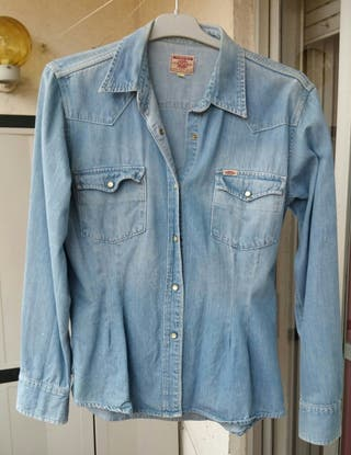 Camisa Pepe Jeans, talla 40-42.