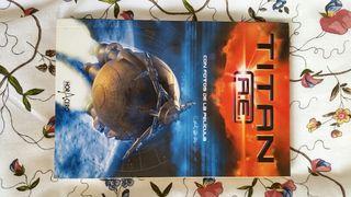 """Libro """"TITAN A.E."""