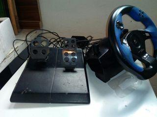 Volante para PlayStation2