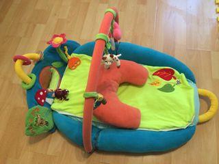 Alfombra infantil-gimnasio/ Sophie La Giraphe