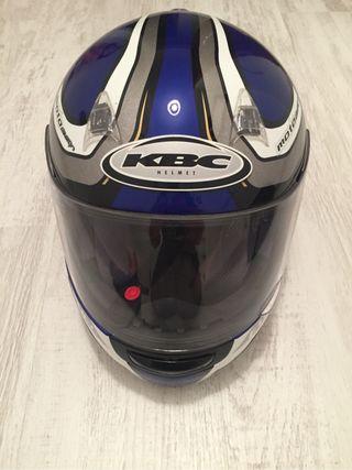 Casco moto kbc