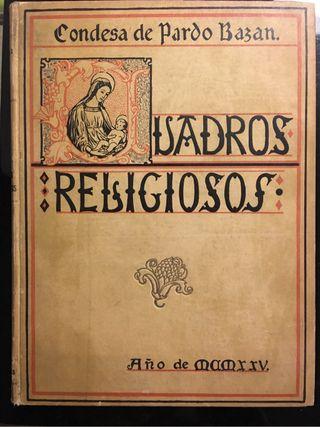 Libro Cuadros Religiosos
