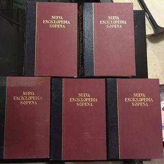 Nueva enciclopedia Sopena