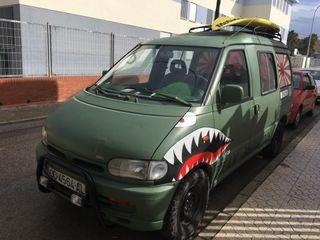 Furgoneta Nissan Vanette