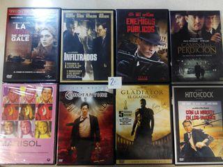 Películas dvd a 2€