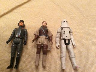 Muñecos Srar Wars