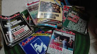 Lote de antiguas revistas TRIUNFO