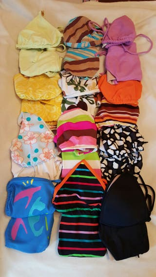 Bikinis varias tallas