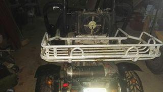 Vendo buggy 250 cc