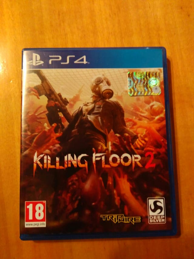 Killing Floor 2 para PS4