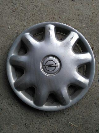 "Tapacubos Opel 15"" pulgadas."