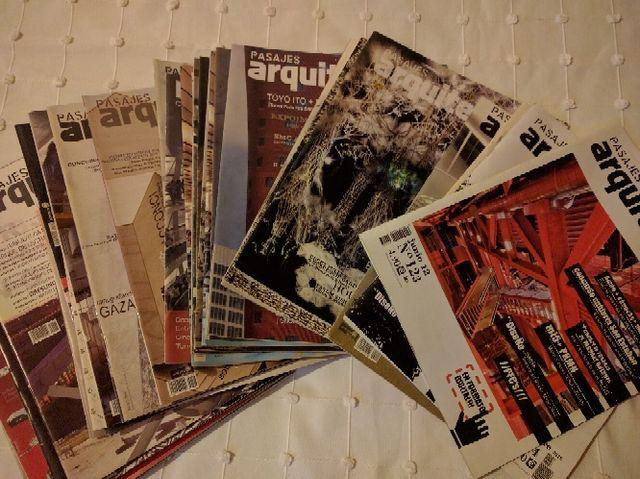 Revista Pasajes de Arquitectura