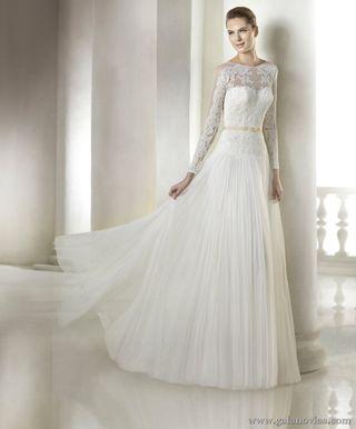 vestido de novia de segunda mano en sant feliu de guíxols en wallapop