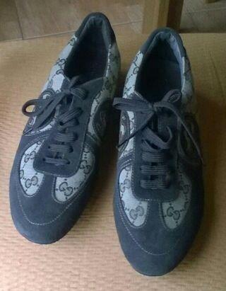 Zapatillas Gucci de segunda mano en la provincia de Valencia en WALLAPOP 5ffdaa940e8