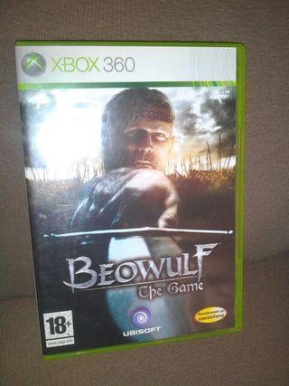BEOWULF The Game, Xbox 360, videojuego.