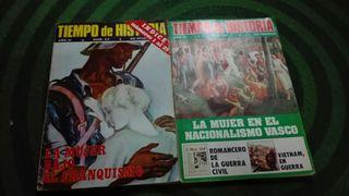 Lote 2 revistas antiguas
