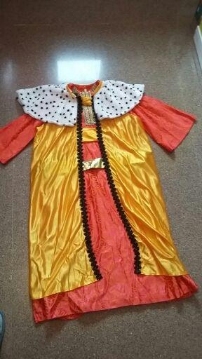 Disfraz de Rey Mago 6 - 8 años