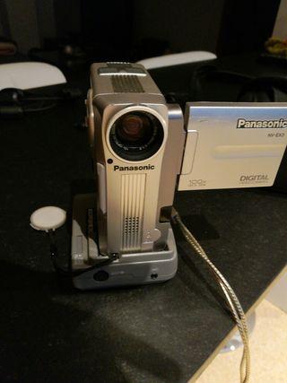 Cámara de vídeo Panasonic