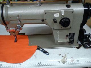 Màquina bàsica coser pespunte ZigZag y recto