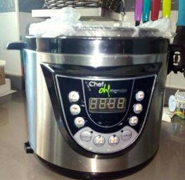 Robot cocina chef oh! San Ignacio
