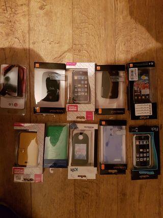Fundas móviles antiguos