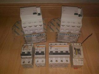 Mecanismos electricidad