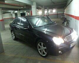 Mercedes c180 Avantgarde sport edición limited