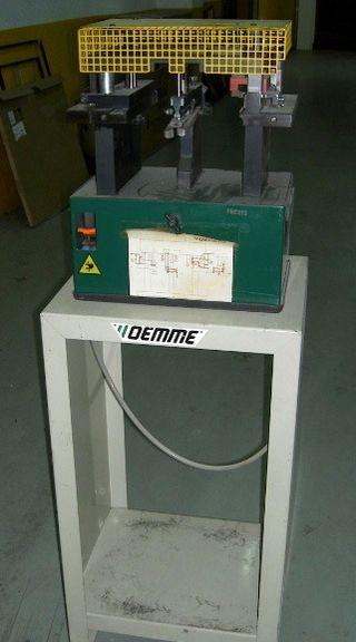 Prensa neumatica aluminio