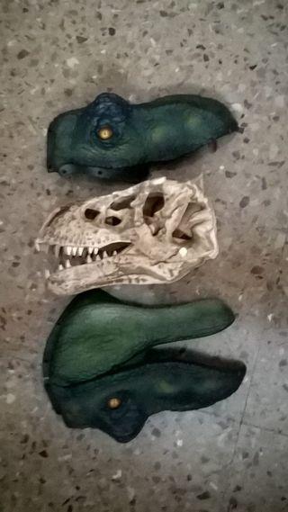 Calavera T-rex