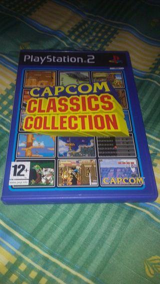Capcom Classics Collection Sony PlayStation 2 PS2