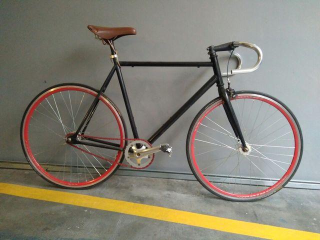 bicicleta fixed de segunda mano por 150 en barcelona en wallapop