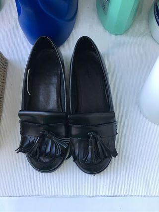 Zapato niña Zara