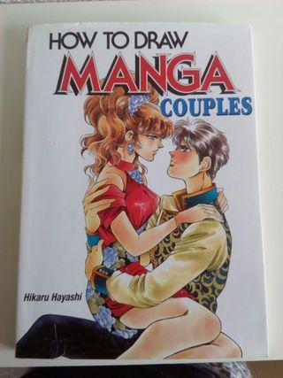 Libro para dibujar Manga: Parejas