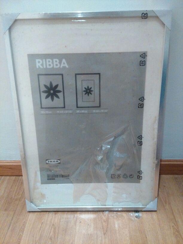 Marco Fotos Ikea Ribba 50x70 Nuevo
