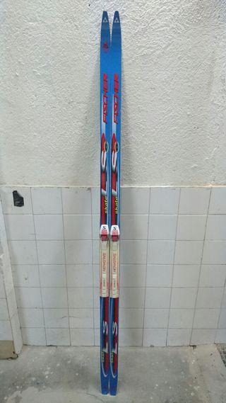 Equipo de Ski de fondo Skating