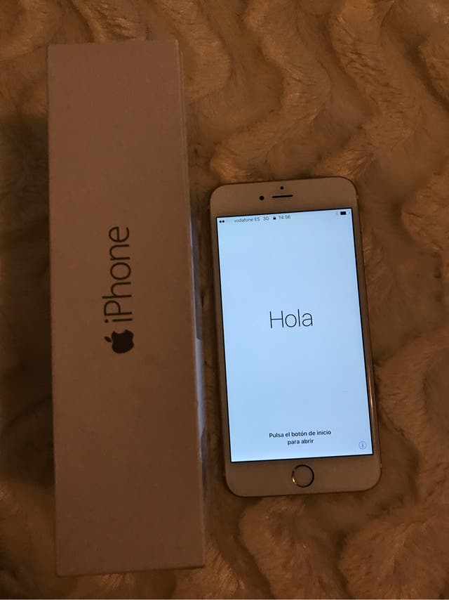 Iphone 6 plus Oro 16gb